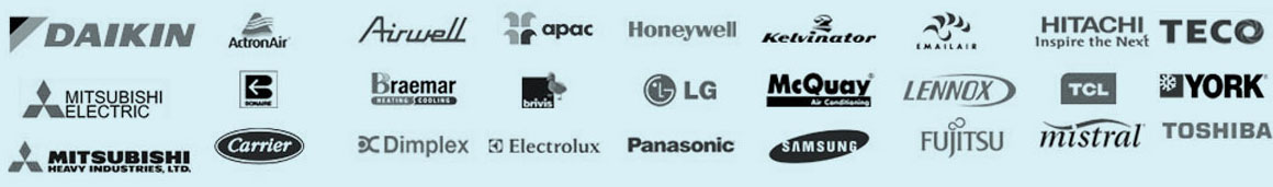 aircon brands and company